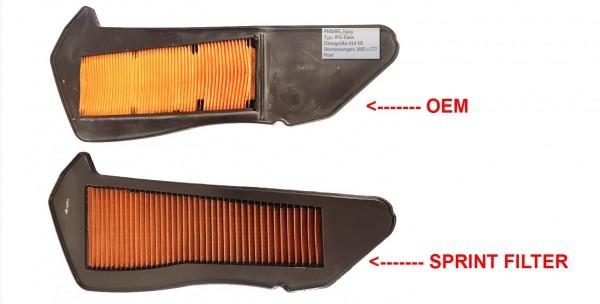 Sprintfilter P08 Yamaha X-MAX 300 ´17-